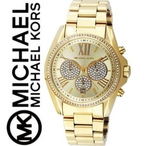 🖤⚘Michael Kors⚘🖤 Bradshaw Chronograph Watch
